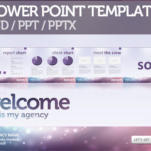Modern Agency Presentation
