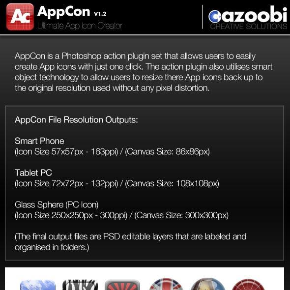 AppCon App Icon Creator