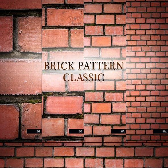 Brick Pattern - Classic