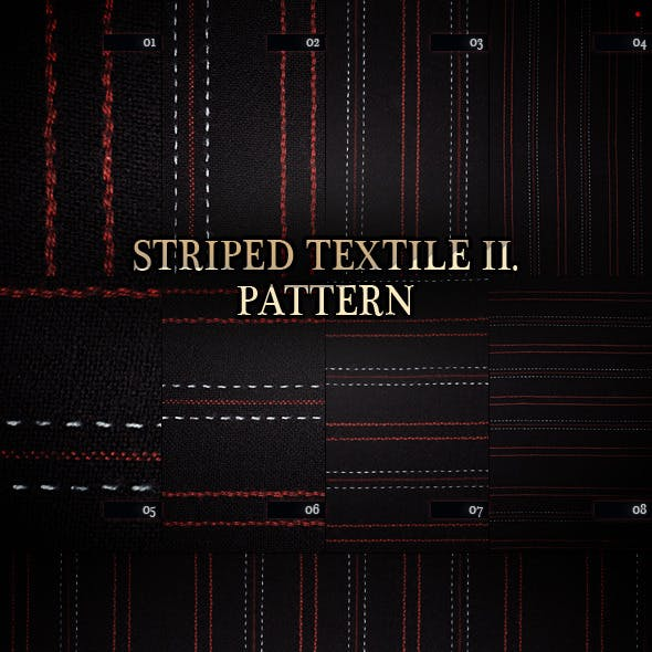 Striped Textile II. Pattern