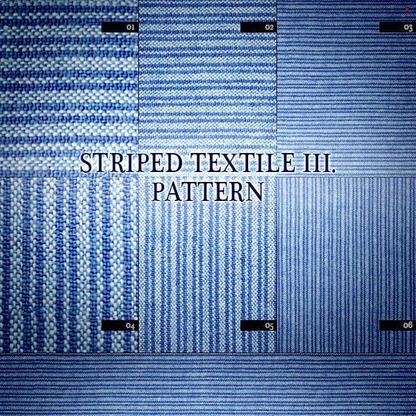 Striped Textile III. pattern