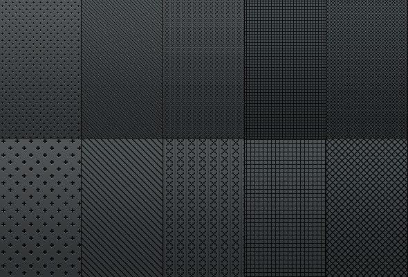 Fiber Carbon Pattern Background - Vol-2 - Photoshop Add-ons
