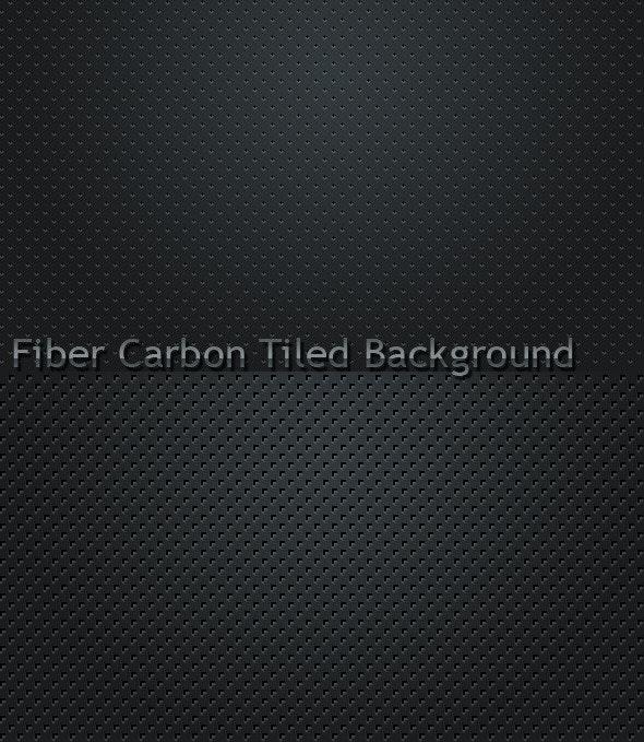 Fiber Carbon Pattern Backgrounds - Vol-3 - Textures / Fills / Patterns Photoshop