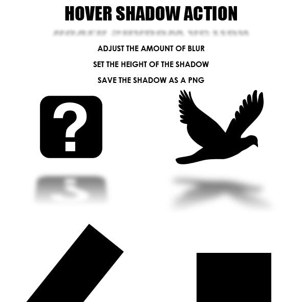 Hover Shadow Action