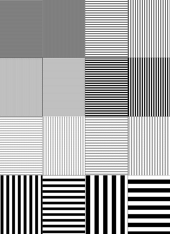 Lines Patten - Textures / Fills / Patterns Photoshop