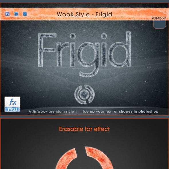 Wook.Style - Frigid