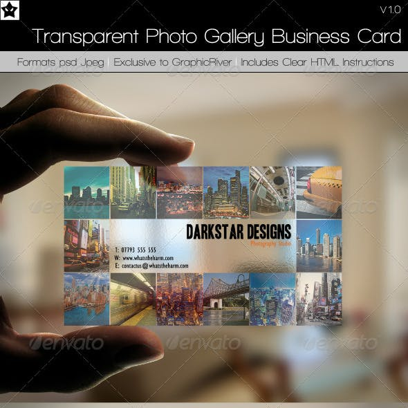 Business Cards 3 in 1 Bundle 3