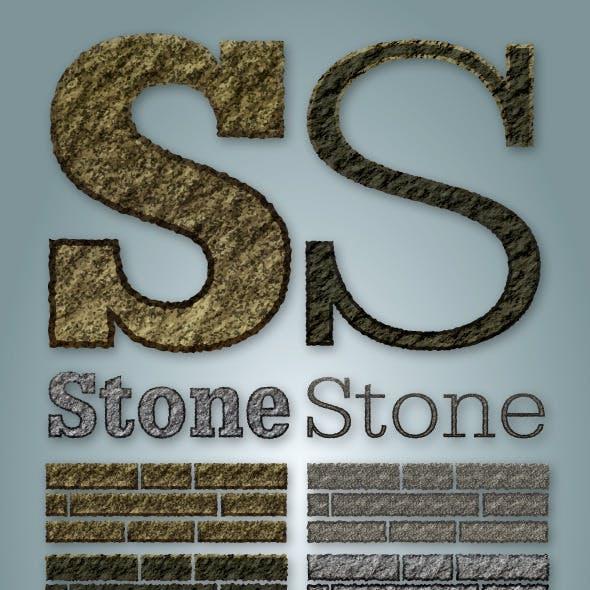 Stone/Granite Illustrator Graphic Style