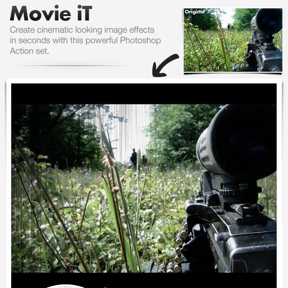 Movie iT - Convert Image To Movie