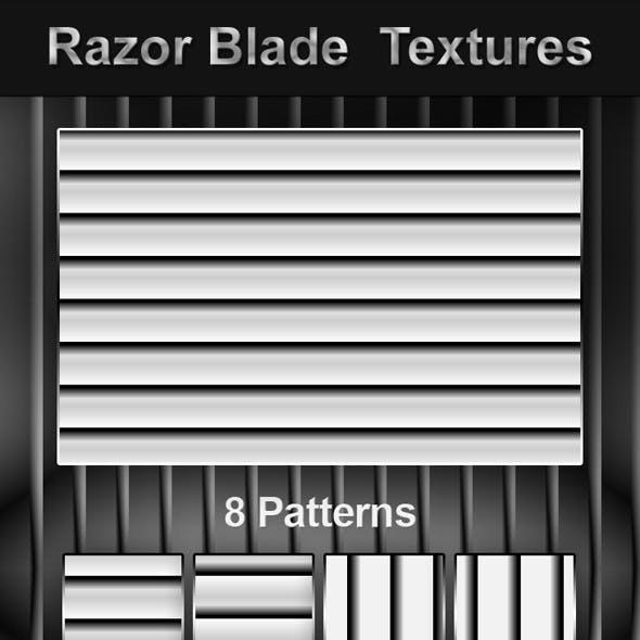 Razor Blade Textures
