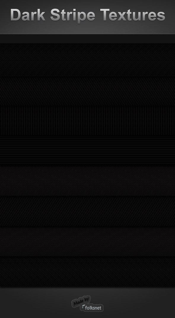 Dark Stripe Textures - Techno / Futuristic Textures / Fills / Patterns