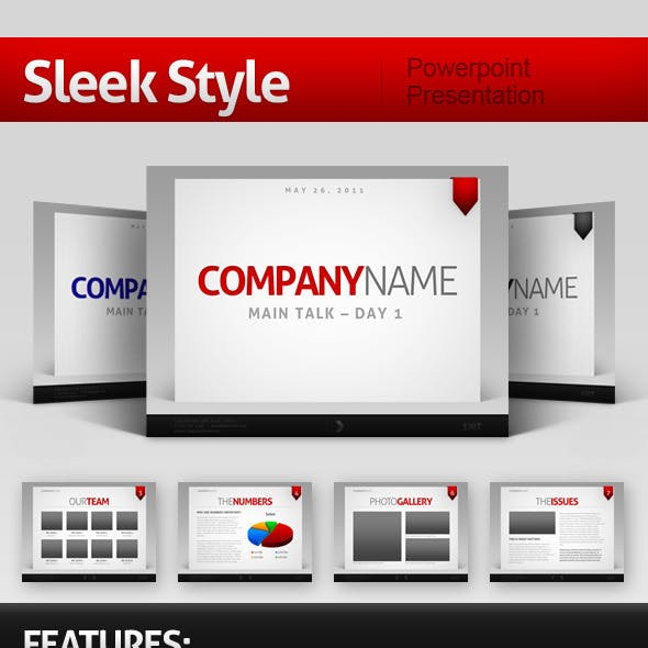 SleekStyle Presentation