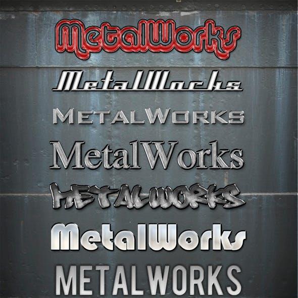 MetalWorks vol. I