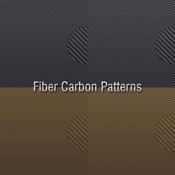 Fiber Carbon Pattern Background - Vol-8