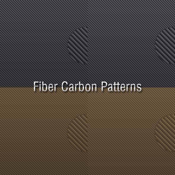 Fiber Carbon Pattern Background - Vol-8 - Photoshop Add-ons