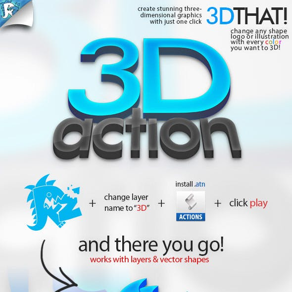 3D That! – Get into three dimensions