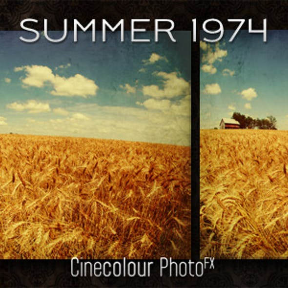 Summer 1974 - Cinecolour PhotoFX