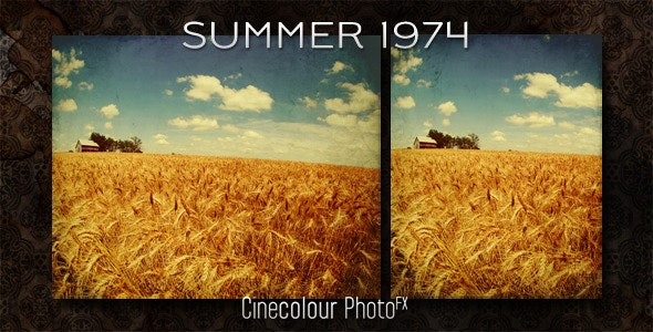 Summer 1974 - Cinecolour PhotoFX - Miscellaneous Textures / Fills / Patterns