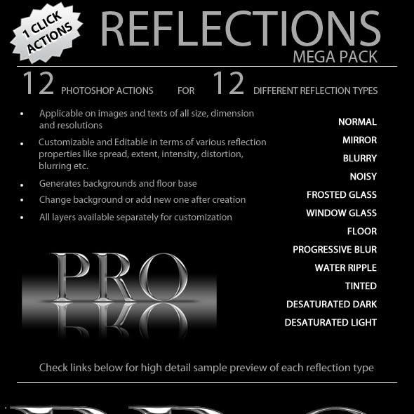 Reflections Pro - Mega Pack