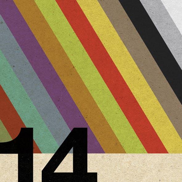Seamless Kraft Patterns (14 Colors!)