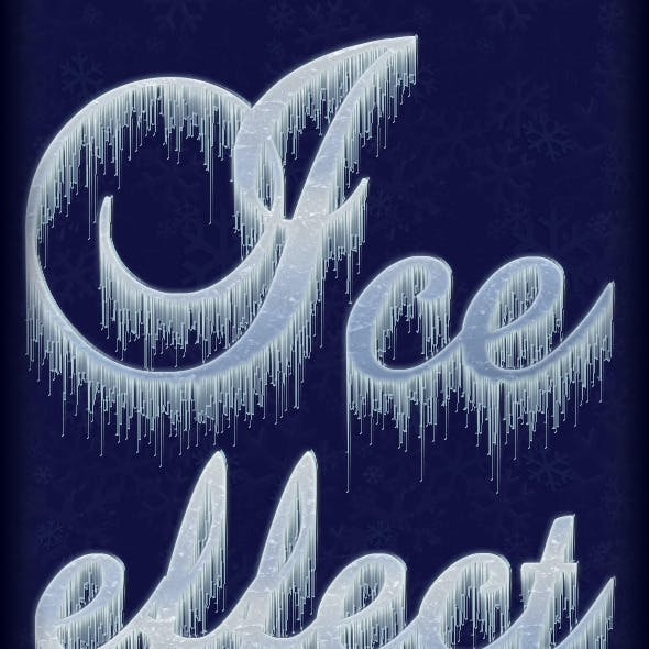 Ice Effect