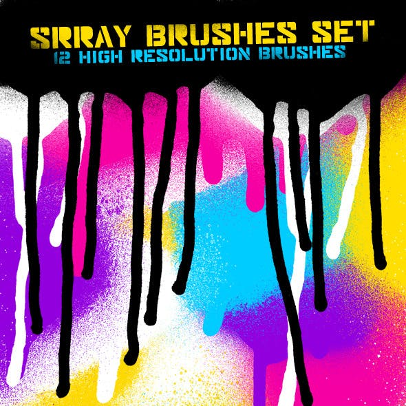 Spray Brused Set
