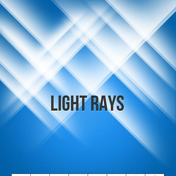 Light Rays - Brushes