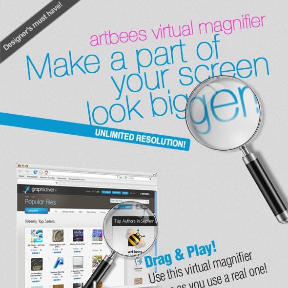 Virtual Magnifier