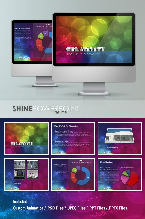 Creativity Powerpoint Template - PowerPoint Templates Presentation Templates