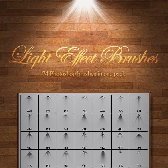 Light Effect Brushes