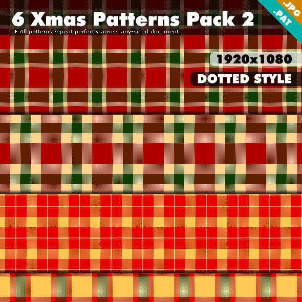 Xmas Patterns Pack 2