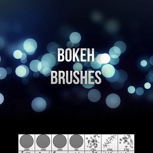 Bokeh Brushes!