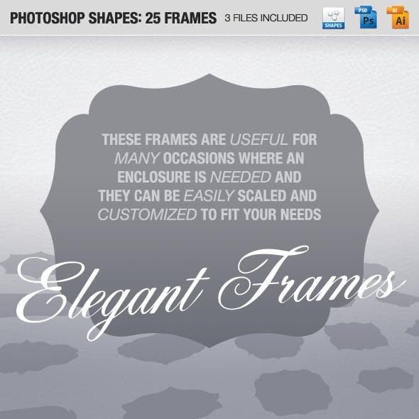 25 Frames