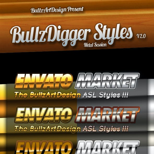 BullzDigger Style v 2.0 - Metal Session