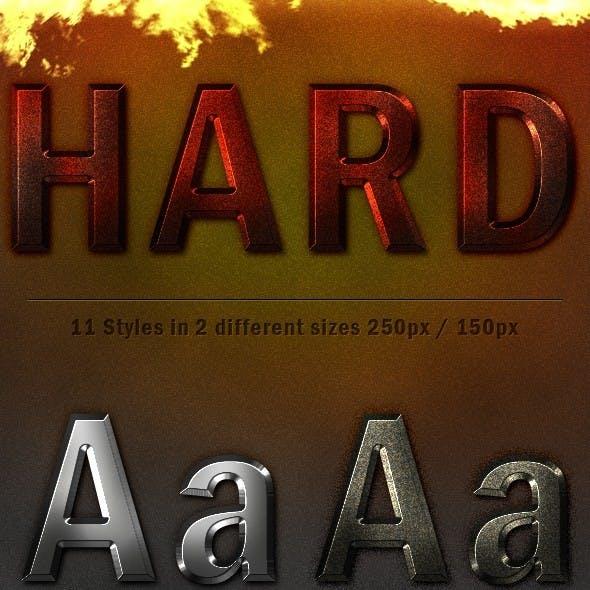 Hard Styles