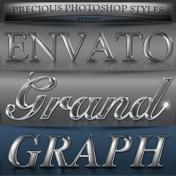 Precious Photoshop Styles