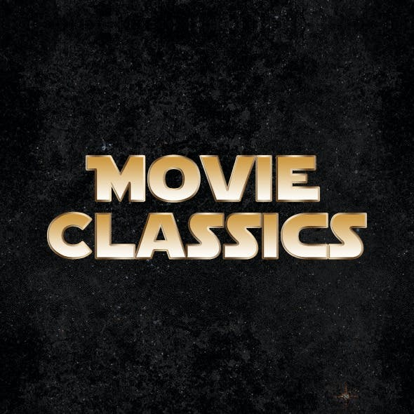 Movie Classics - Text Effects
