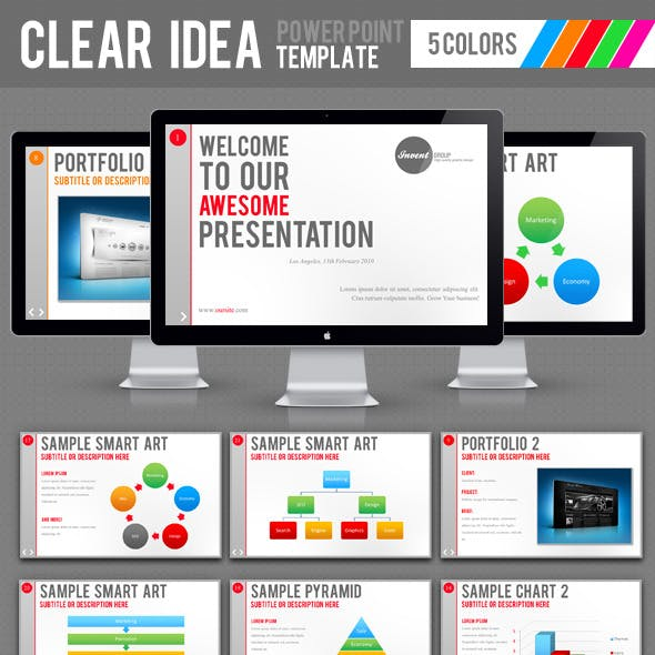Clear Idea Template