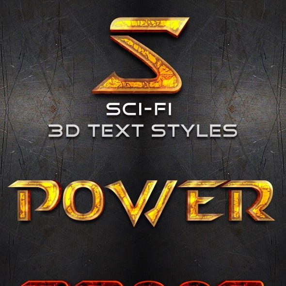Sci Fi Graphics, Designs & Templates from GraphicRiver