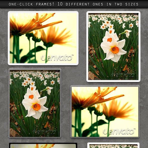 One Click Frames