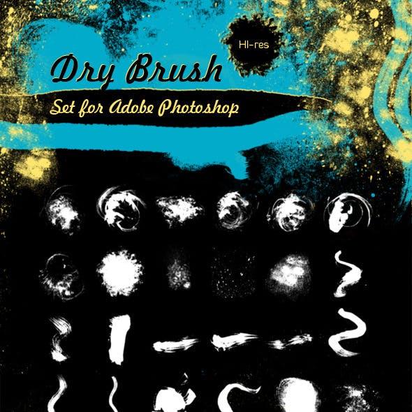 Dry Brush - Set of Brushes