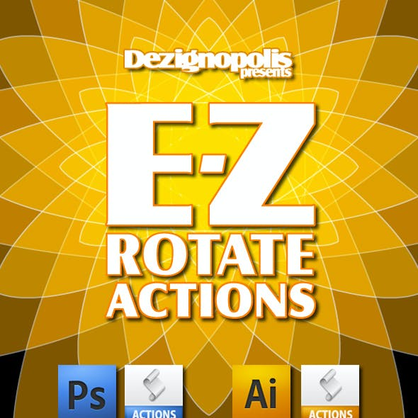 E-Z Rotate Actions