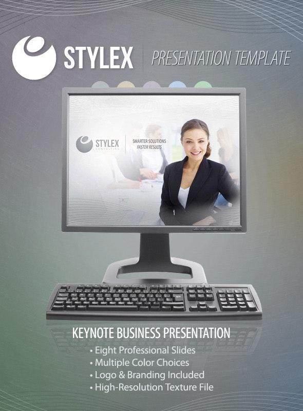 Stylex - Keynote Presentation - Business Keynote Templates