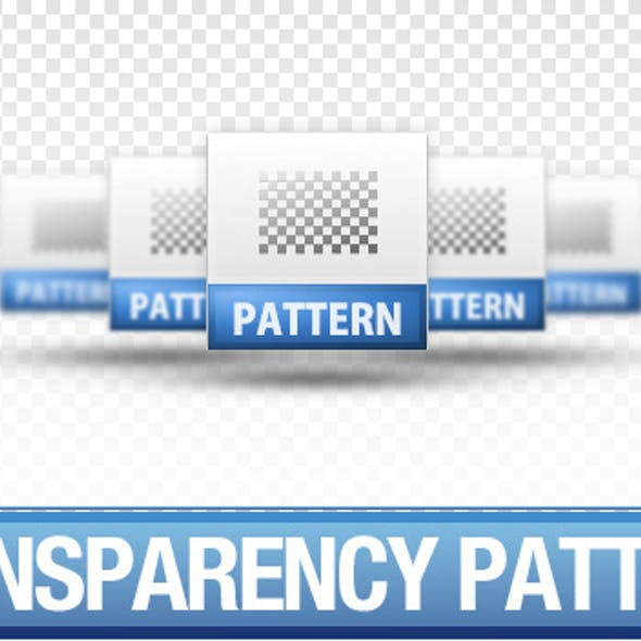 Seamless Transparency Pattern