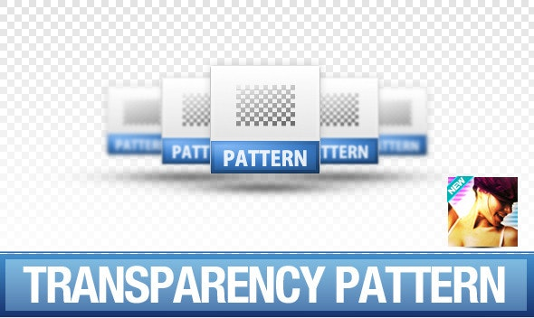 Seamless Transparency Pattern  - Techno / Futuristic Textures / Fills / Patterns
