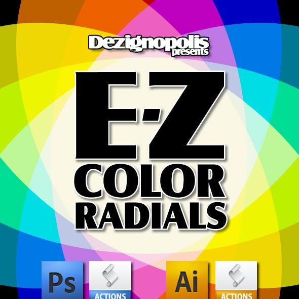 E-Z Color Radials