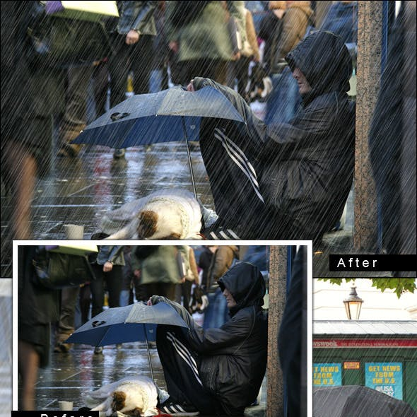 Rainy Day Action
