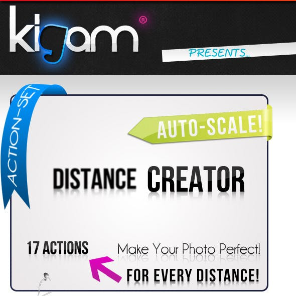 Distance Creator Action