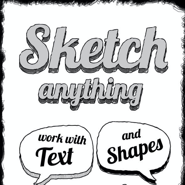 Sketch Anything