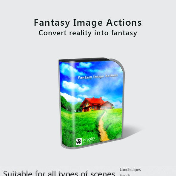 Fantasy Image Actions